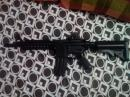 Airsoft M4 CQBR Fullmetal With TU Li poly Battery And Charger