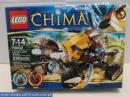 Phl- Lego 70002 Legend of chima Lennox' Lion Attack