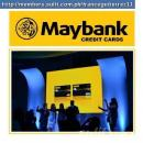 Credit Card - Maybank Online Application, Documentary Requirements