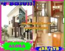 house and lot ALORA model for sale in pilar village las pinas