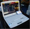 Laptop Acer 4720 Intel core2duo t5550 1.8ghz 120gb hd, 2gb ram