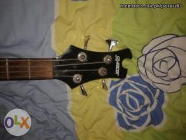 Schindler bass Guitar